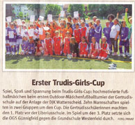 Trudis Girls Cup